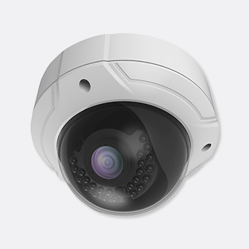HD TVI 3MP IP Dome Camera