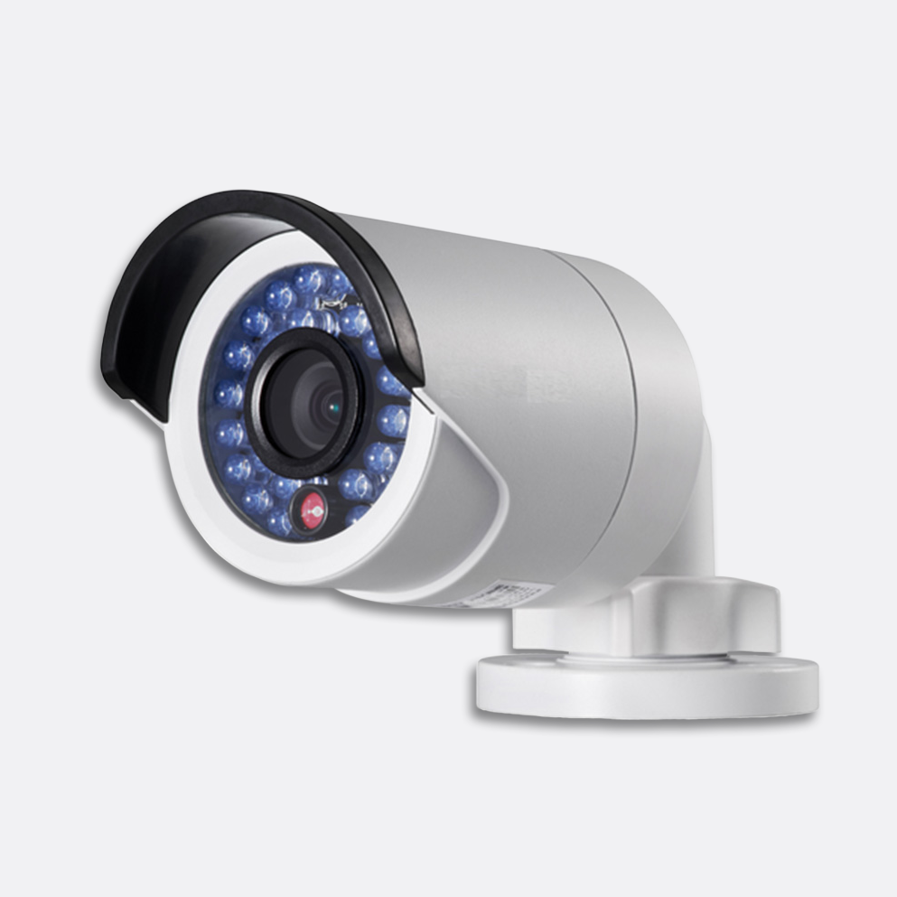 HD TVI 2MP IP Bullet Camera