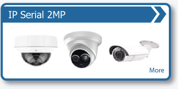 2MP HD IP CCTV Cameras