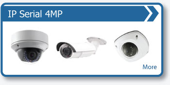 4MP HD IP CCTV Cameras